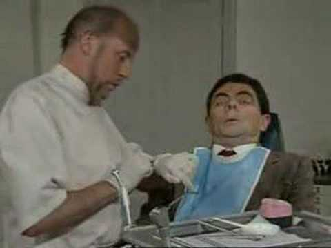 Dentists Greece: Mr Bean goes to the dentist Video