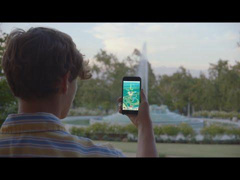 Поймай Покемонов в реальном мире с Pokémon GO!
