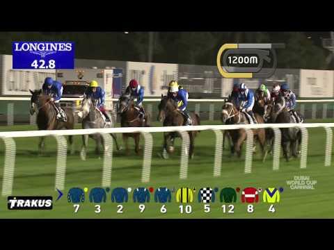 Vidéo de la course PMU THE RANGE ROVER SPORT TROPHY