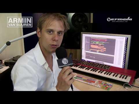 Feels So Good - In the studio with Armin van Buuren