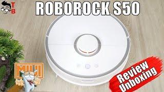Roborock S50 REVIEW & Unboxing: Xiaomi Smart Robot Vacuum Cleaner Second-generation