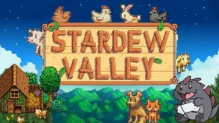 [LIVE] Stardew Valley (First Playthrough) | PC Gameplay | Sunday Chill Stream!