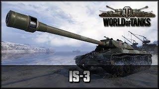 World of Tanks - Live: IS-3 - noch der Standard? [ deutsch