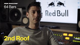 2nd Roof: Fare musica è un lavoro | Red Bull 64bars