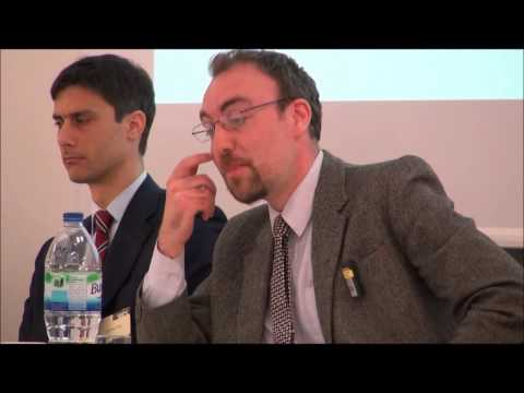 Central Europe Symposium 2013: Political Science Panel: The Question of 'Europe'