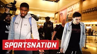 How should LiAngelo Ball and his UCLA's teammates be punished? | SportsNation | ESPN