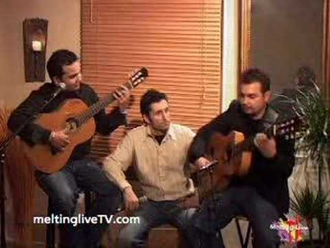 Groupe Manero - playing a manitas's rumba
