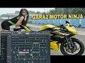 DJ REMIXER TERBARU | GARA GARA MOTOR NINJA | FL STUDIO 2017