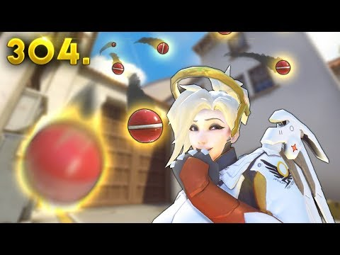 Not 99.99% Junkrat Shot..?! | Overwatch Daily Moments Ep. 304 (Funny and Random Moments)