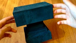 Как сделать жителя из бумаги без принтера