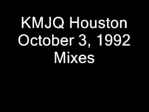 KMJQ Houston October 3, 1992 Mixes.wmv