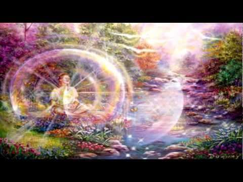 ANGELES HUMANOS Meditacion 5º dimension Codigos de Luz