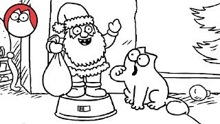 Christmas Presence (Part 1) - Simon's Cat | SHORTS #34
