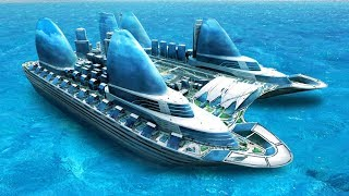Most EXPENSIVE Boats Owned By BILLIONAIRES!