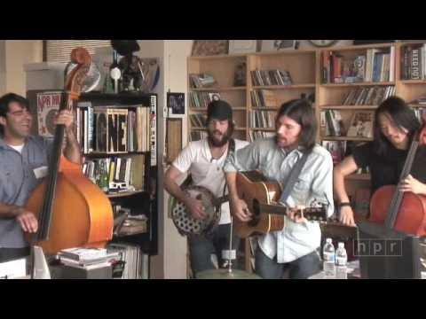 The Avett Brothers Tiny Desk Concert for NPR Music