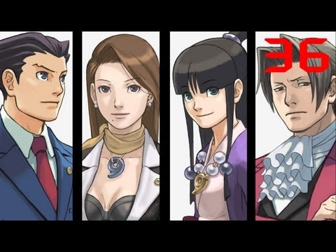 Czech Let's Play - Phoenix Wright: Ace Attorney - part 36
