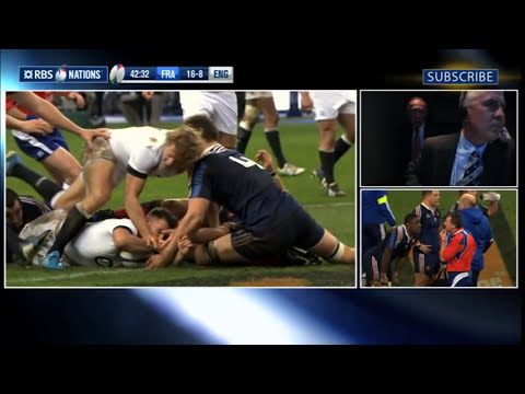 RBS 6 Nations 2014: Tackles