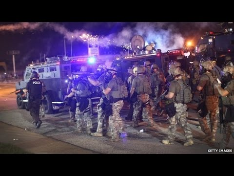 US National Guard called to quell unrest in Ferguson