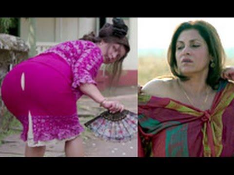 Dimple Kapadias Love For Big Fat BUM! | Hot HIndi Cinema News...