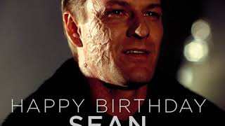 HAPPY BIRTHDAY SEAN BEAN