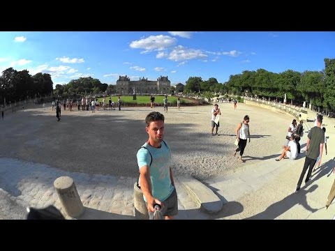 My First Day in Paris!