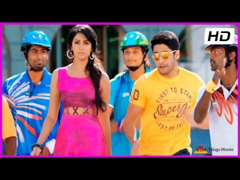 Oka Laila Kosam Movie ||O Meri Jana Song Trailer - Naga ChaitanyaPooja...