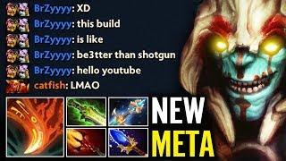 HUSKAR MAGIC BUILD - New Meta 7.18 Dota 2 by Ace