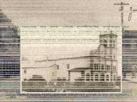 Hist�ria de Santa Catarina - Igreja Matriz Nossa Senhora da Gra�a - S�o Francisco do Sul