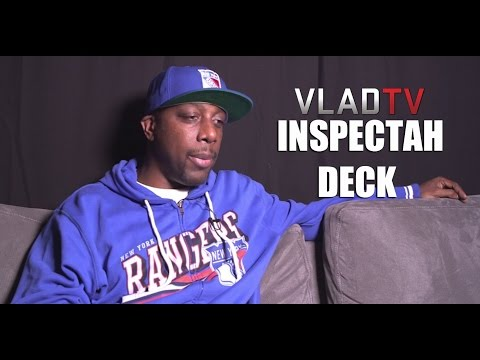 Inspectah Deck Says Kanye West Could Have Been A Wu Tang Member. Tells Hilarious Stories About Ol' Dirty B@stard Fighting Akinyele Over A Mic, Invading Biggie's Set, Throwing Turntables (Vid