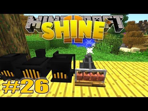Server wieder online!: Minecraft SHINE 2 - Folge #26 (SparkofPhoenix)