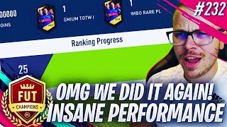 FIFA 19 THIS FUT CHAMPIONS WAS A NIGHTMARE BUT MY 10 MILLION COIN SQUAD IS UNSTOPPABLE & WE DID IT!