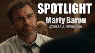 SPOTLIGHT - Marty Baron (Liev Schreiber) scenes & quotes