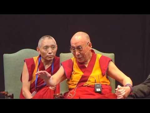 Dalai Lama Questions and Answers at The University of Limerick Ireland