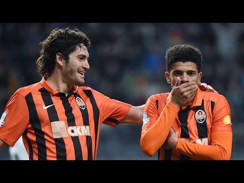 Zorya 1-2 Shakhtar. Highlights (2/04/2017)