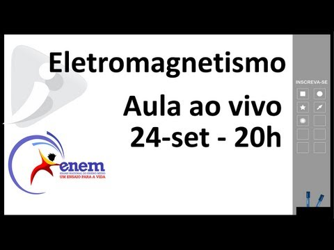 Eletromagnetismo - Aula Completa