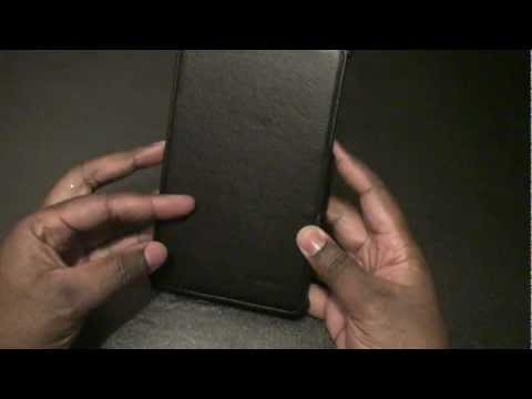 [Review] MoKo Slim-fit Case for Google Nexus 7 Android Tablet (Black)