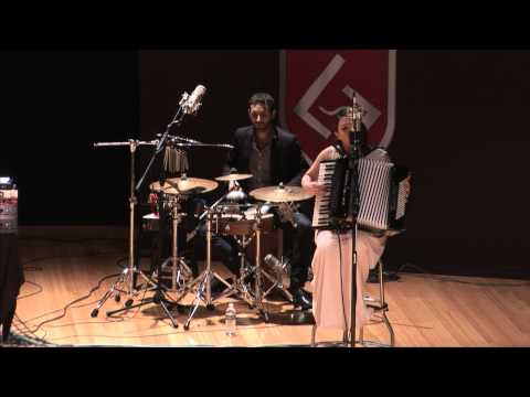 "Banda Magda Performs ""Couche-toi"" at Sweetwater Sound"