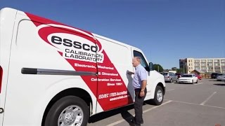Essco Calibration Laboratory - Onsite Calibration Services