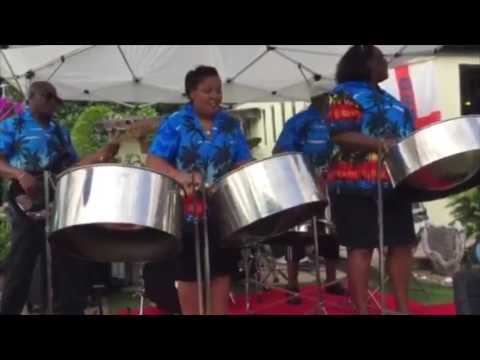 The Emeralds | Steel Band | Last Minute Musicians