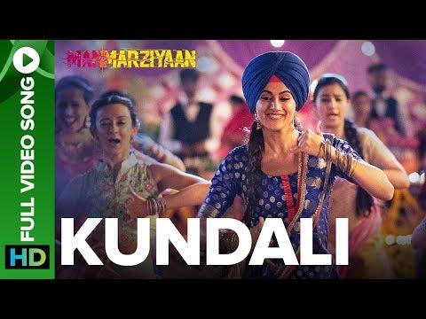 Kundali | Full Video Song | Manmarziyaan  | Amit Trivedi, Shellee | Abhishek Bachchan, Taapsee Pannu
