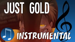"Instrumental ""JUST GOLD"" by MandoPony 