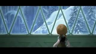 La canción  de las hermanas Elsa y Ana