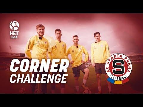 Corner Challenge ze Sparty