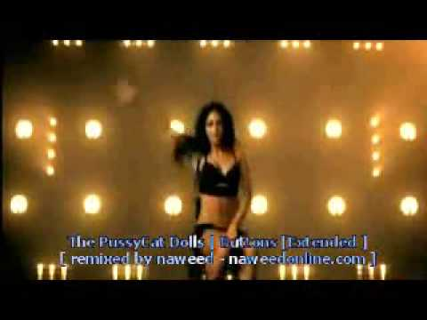 The Pussycat Dolls - Buttons [ Extended ] video