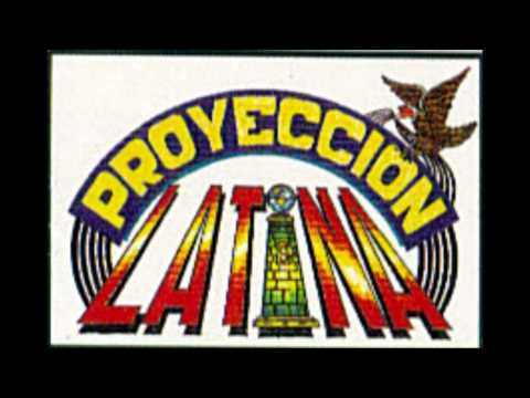 Proyeccion Latina de Ecuador - Mosaico