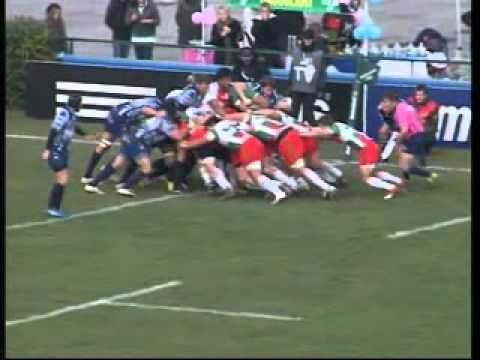 Benetton Treviso vs Biarritz | Heineken Cup rugby match Highlights Rd.3