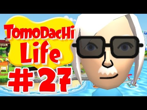Tomodachi Life - The Mysterious (Wo)Man - Part 27