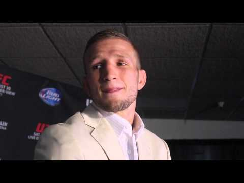 TJ Dillashaw Doesnt Think Renan Barao Had Time to Reinvent UFC 177 Pre Fight