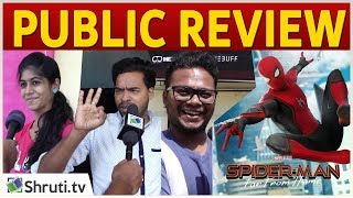 Spider-Man: Far From Home Public Review | Spider Man Far From Home Movie Review