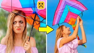 Outfit Hacks & Sibling Rivalry! Facts, DIY Life Hacks